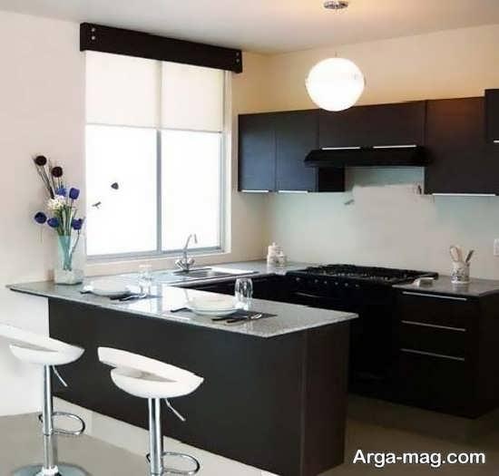 جدیدترین کابینت آشپزخانه ساده
