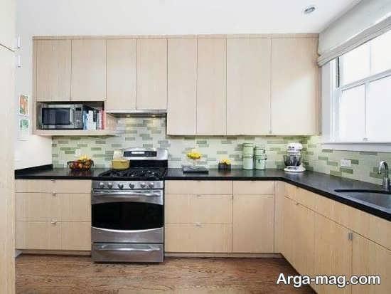 کابینت آشپزخانه ساده+عکس