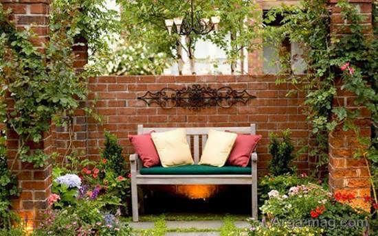 ایده هایی ناب و نفیس از مدل باغ کوچک