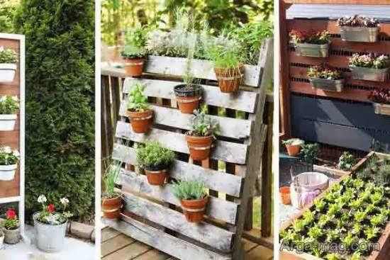کلکسیون امروزی مدل باغ کوچک