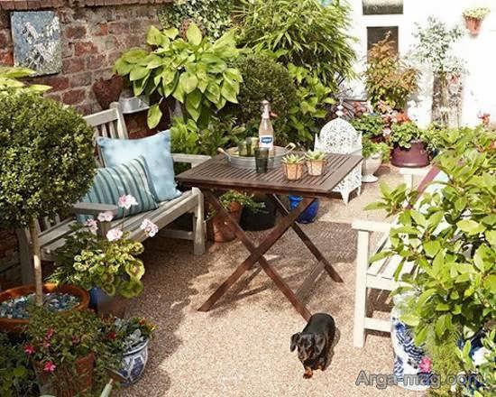 کلکسیون امروزی و باسلیقه مدل باغ کوچک