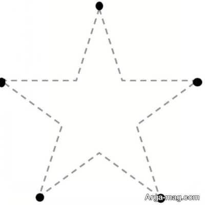کمک گرفتن از تمرین ستاره