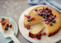 طرز تهیه کیک اسفنجی بدون شیر