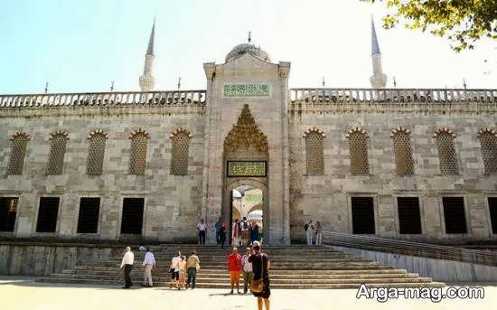 آشنایی با مسجد سلطان احمد برای گردشگران