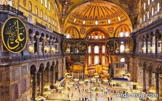 آشنایی با عبادتگاه سلطان احمد مشهور به مسجد آبی