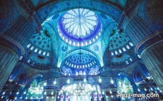 آشنایی با مسجد سلطان احمد با 6 مناره
