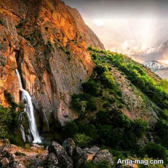 ارتفاعات تهران