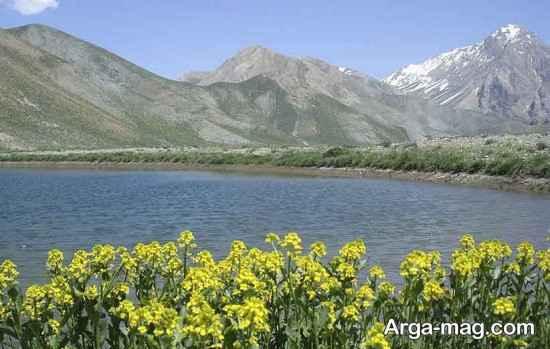 دریاچه تهران