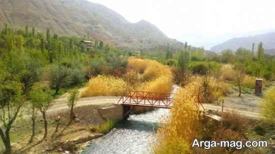 جاذبه های شناخته شده تهران