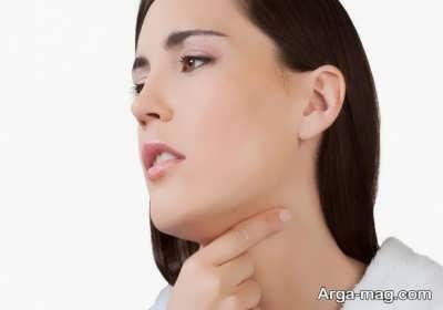 روش هایی برای درمان و بهبود گلو درد و زخم گلو