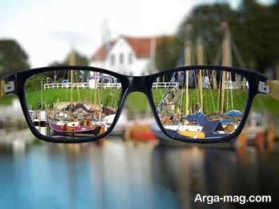 انواع عدسی عینک