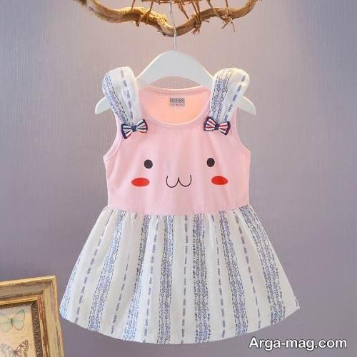 مدل لباس بچه گانه دخترانه زیر یکسال