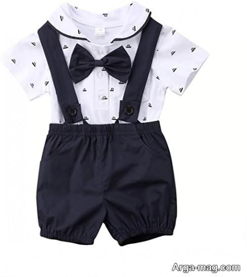 مدل لباس برای کودک زیر یکسال