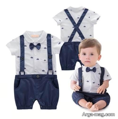 مدل لباس برای بچه های زیر یک سال