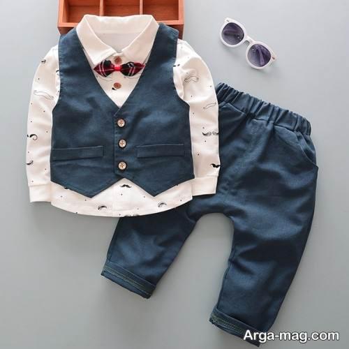 لباس مخصوص کودکان زیر یک سال