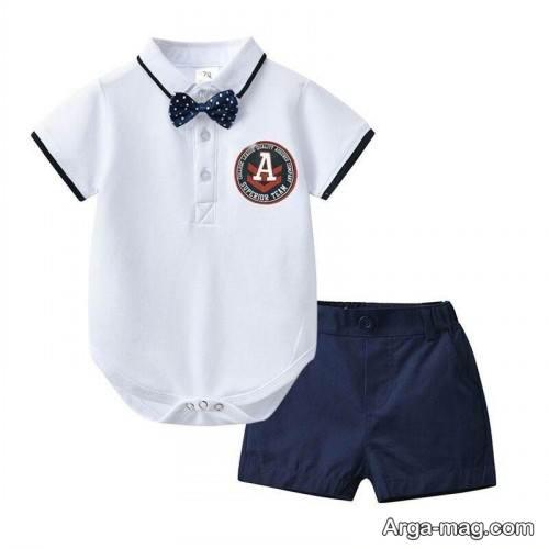 مدل لباس پسرانه برای کودک