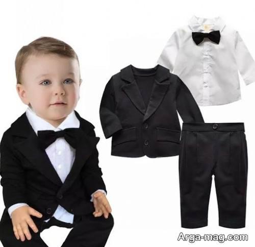 مدل لباس مجلسی برای کودک زیر یکسال