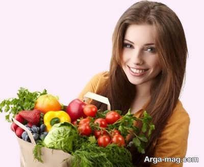 بهترین مواد خوراکی برای پوست