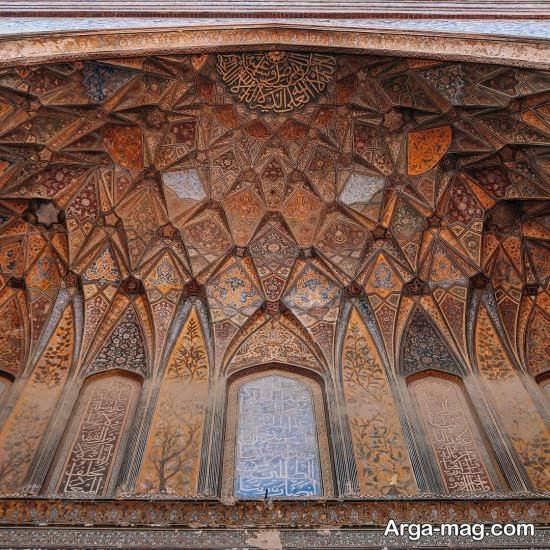 مسجدی شگفت انگیز در لاهور