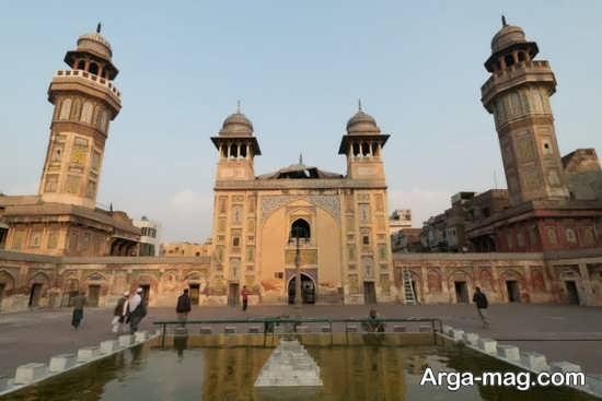 تاریخچه مسجد وزیر خان