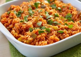آشپزی آخر هفته با منوی اسپانیایی