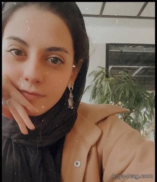 مهسا طهماسبی با پوشش های جذاب در عکس هایش
