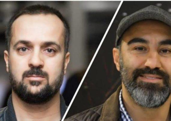 محسن تنابنده و احمد مهران فر دو بازیگر مطرح و موفق کشورمان