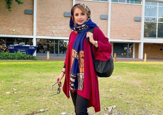 مدل مانتوهای شبنم قلی خانی