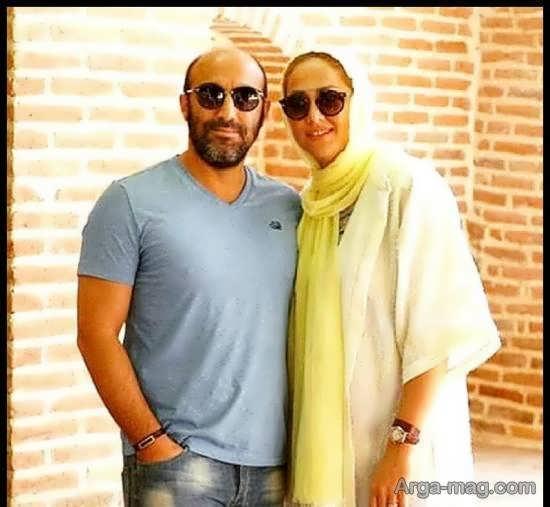 تصاویر متفاوت و باحال محسن تنابنده بازیگر نقش نقی معمولی