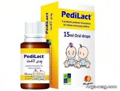قطره پدی لاکت و ویژگی های مصرف آن برای نوزادان