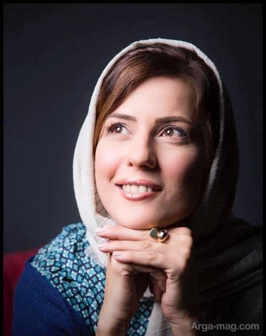 چهره ی خاص سارا بهرامی در عکس های آتلیه اش