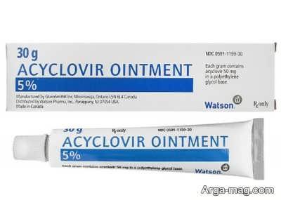 کاربرد داروی آسیکلوویر