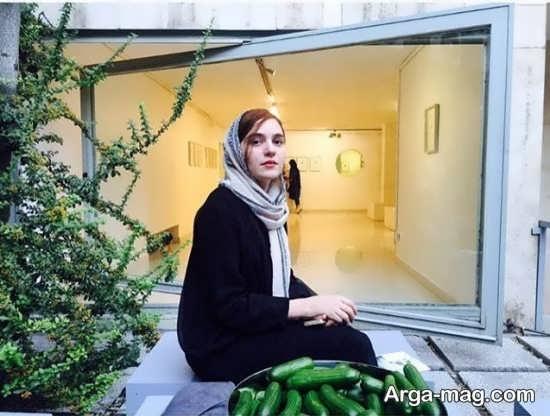 شرح زندگی زیبا مونا احمدی و همسرش