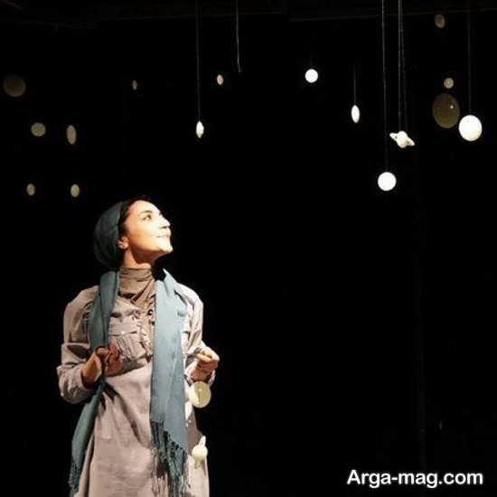 زندگینامه خواندنی مونا احمدی