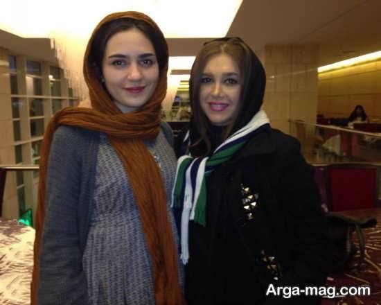 زتدگینامه خواندنی و زیبا مونا احمدی