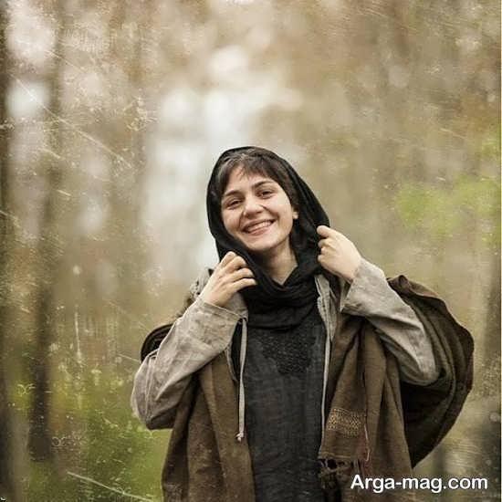 زندگینامه جالب مونا احمدی