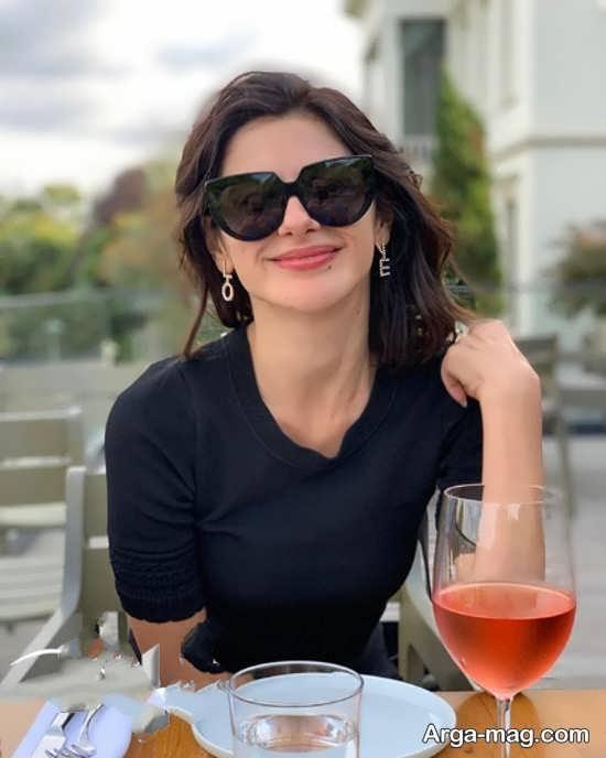 بیوگرافی نسرین جوادزاده + عکس جدید