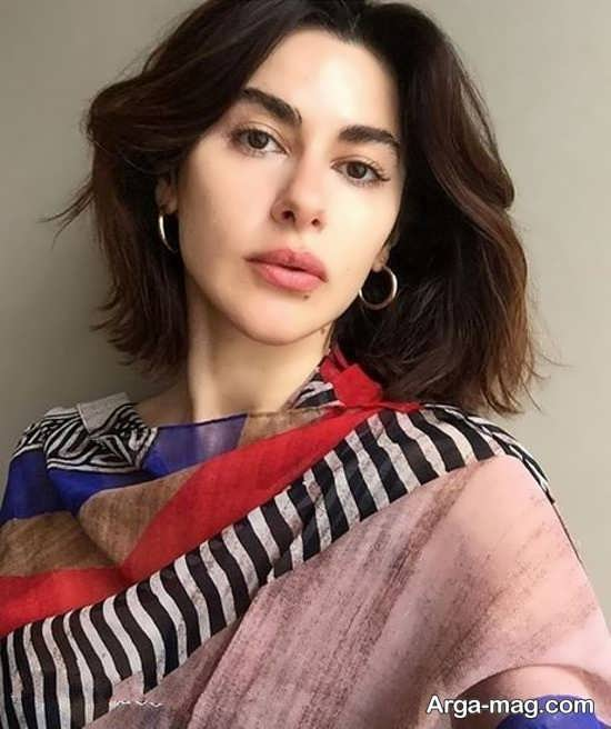 بیوگرافی نسرین جوادزاده + عکس های جدید و زیبا