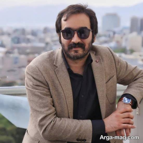 عکس های متفاوت + بیوگرافی سجاد افشاریان