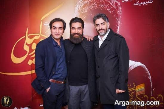 تاریخچه زندگی سجاد افشاریان + عکس