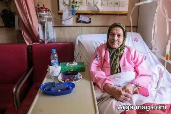 زندگینامه جالب و زیبا صدیقه کیانفر