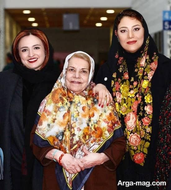 بیوگرافی صدیقه کیانفر + عکس