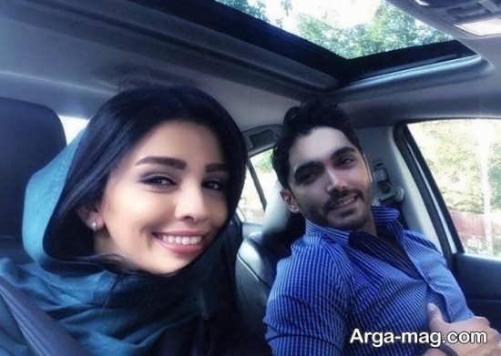 شرح حال سیما خضرآبادی و همسرش