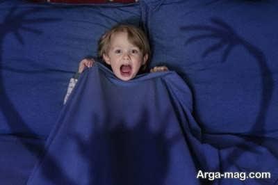 روش های جلوگیری از ترس شبانه کودکان
