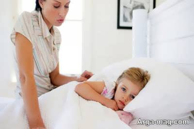 روش های کنترل ترس شبانه کودک