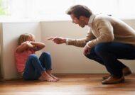 اثرات تنبیه بدنی کودکان