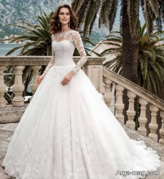 انتخاب لباس عروسی