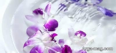 ترفند تمیز کردن گل مصنوعی