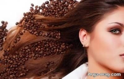 معرفی چند ماسک موی قهوه