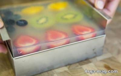 روش تهیه ژله میوه ای در منزل